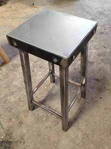 Folding Welding Table Build Pinterest Metals Bench