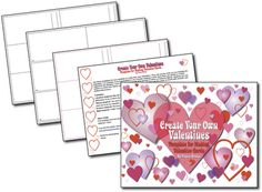 Create Your Own Valentines Freebie!