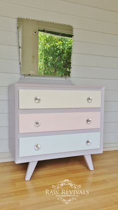 upcycled dressing table - Google Search