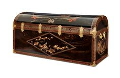 Rare large Japanese Lacquer Coffer | From a unique collection of antique and…