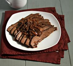 Somehow, brisket has become standard Rosh Hashanah fare across North America, so I would be remiss not to share my recipe as well as a few tips I've picked up along the way.