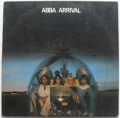1976 ABBA Arrival LP record album. Only trouble is I heard so much Abba as a teenager I really don't need to hear anymore.
