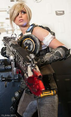SDCC GoW-4 by LJinto, via Flickr