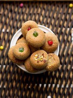 Eggless Multigrain Cookie Recipe, How to make Multigrain Cookie Recipe