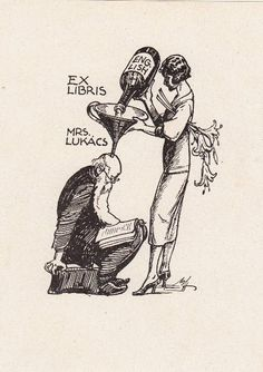 Ex Libris. No further information Ex Libris, Plate Art, Book Lovers, Literature, Old Books, Books To Read, Prints, Drawings, Artwork