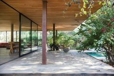 Modern Architect's House by Kythreotis Architects, Nicosia, Cyprus   DesignRulz.com