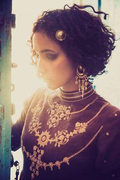 "Ebyan Zanini by Devansh Jhaveri / Dhruv Singh    ""Viharini"" Designer Collection 2014"