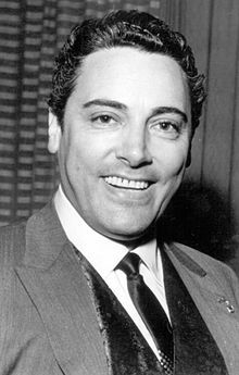Mario Del Monaco (1915–1982) was an Italian operatic tenor who earned worldwide acclaim for his powerful voice. Del Monaco sang at the New York Metropolitan Opera from 1951 to 1959, enjoying particular success in dramatic Verdi parts such as Radamès. He soon established himself as one of four Italian tenor superstars who reached the peak of their fame in the 1950s & '60s. Del Monaco's trademark roles during this period were Giordano's Andrea Chénier & Verdi's Otello.
