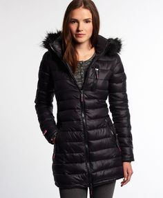 Superdry Happy Fuji Demi Jacket Lightweight Jacket, Down Coat, Quilted  Jacket, Puffy Jacket 65b61a0a9db5