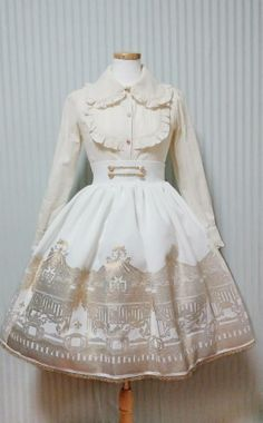 Lief Carousel Theater OP « Lace Market: Lolita Fashion Sales and Auctions