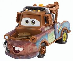 DisneyPixar Cars Race Team Mater with Headset Diecast Vehicle >>> Read more reviews of the product by visiting the link on the image-affiliate link.