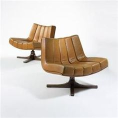 Javier Carvajal, lounge chairs
