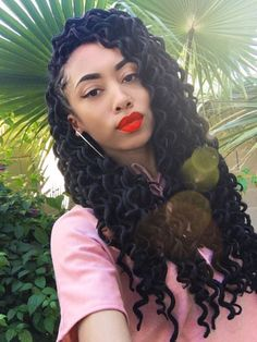 "Inspiration ""Faux locs Hairstyle"" – CONFESSIONS D'UNE  BEAUTY LOVEUSE"