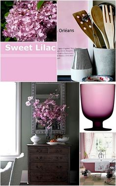 2012 color:  sweet lilac