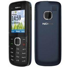 Nokia C1-01 Blue