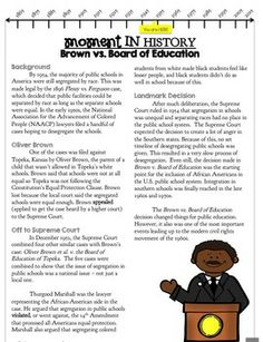 {Civil Rights} Social Studies Leveled Reading Comprehension Passages - Perfect for Martin Luther King, Jr. day!