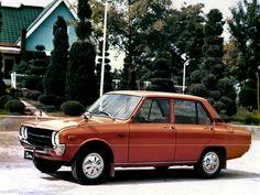 Kia Brisa '1974–81