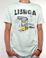 T-shirt Lisboa porté par Kévin dasns Le Mag sur NRJ 12
