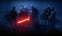 Star Wars: The force awakens 7-Knights-of-Ren