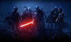 Star Wars: The force awakens 7-Knights-of-Ren