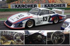 Road Race Car, Road Racing, Race Cars, F1 Racing, Car Photos, Car Pictures, Car Pics, Porsche 935, Martini Racing