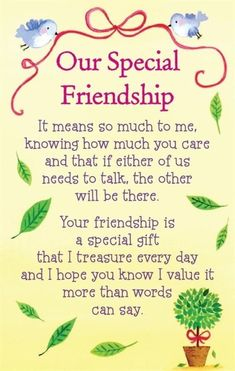 Birthday quotes for best friend friendship poems gift ideas 35 ideas for 2019 Special Friend Quotes, Best Friend Poems, Birthday Quotes For Best Friend, Special Friends, Birthday Wishes, Birthday Message, My Friend Quotes, Nice Quotes For Friends, Happy Birthday Special Friend