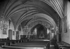 Juditter Kirche – Innen Königsberg - 1288-1298 / 1276-1294