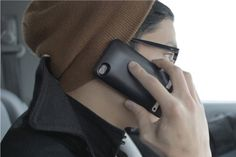 Recharge your iPhone anywhere with this case (built-in charger). Seems pretty cool.