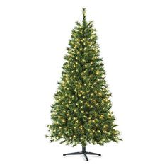 pre lit artificial christmas tree deluxe cashmere with clear lights at big lots - Big Lots Christmas Trees