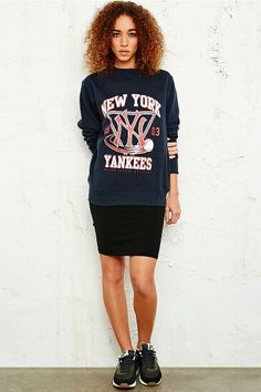Majestic Athletic New York Yankees Sweatshirt