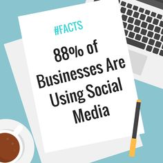 It's a safe bet to say that almost all businesses are active on social media. If you aren't, it's more likely than not that your competitor is. Don't let them steal your customers! Mobile Marketing, Social Media Marketing, Digital Marketing, Strong Feelings, Reputation Management, Web Development, Seo, Web Design, Facts