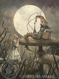 Wonderland art