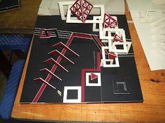 Tổng hợp đồ án bố cục tạo không gian của sinh viên kiến trúc.