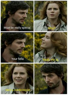 Leap year. Favourite movie. One of favourite scenes.