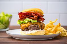 BLT Burger Recipe