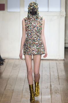 Maison Martin Margiela | Spring 2014 Couture Collection |http://glouglou.kazeo.com/
