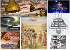 """+ - Você sabia que a antiga Índia possui a história mais extensiva do mundo? Seus magníficos textos antigos são chamados de """"Vedas"""" e estas escritas literalmente falam sobre """"navios voadores"""" que visitaram aquele continente há mais de 6.000 anos. Compostos em Sânscrito Védico, os textos são constituídos de camadas de literatura Sânscritae as mais …"""