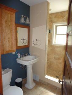 Walk in Shower, bathroom remodel