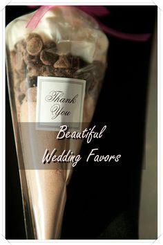 Wedding Favors Ideas #weddingfavors #weddingideas