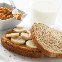 Pumpkin Peanut Butter Sandwich