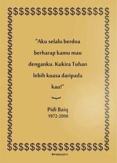 Pidi Baiq Quotes, Quotes Lucu, Qoutes, Love Quotes, Random Quotes, Just Smile, Doa, So True, Sentences