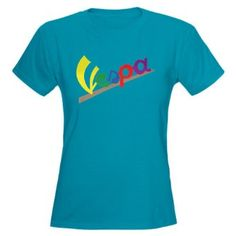 Amazon.com: Vespa Vintage Women's Dark T-Shirt by CafePress: Clothing