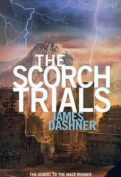 "The Maze Runner, James Dashner | 15 Book Series To Read If You Enjoyed ""The Hunger Games"""