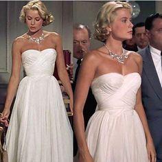 #GraceKelly Fashion Style