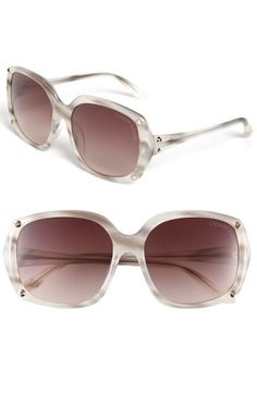 Christian Lacroix Oversized Sunglasses