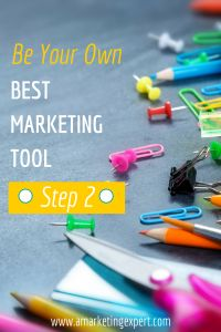 Be Your Own Best Marketing Tool. Simple tips for online self promotion #Get #Social
