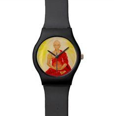 Shop Sound of Silence / Som do Silêncio Watch created by Alkimya. Yoga Gifts, Watch Faces, Digital Watch, Smart Watch, Fashion Accessories, Quartz, Watches, Band, Style