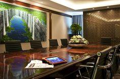 Executive Office, Jakarta ... interior design by sammy hendramianto