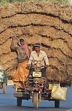 Overloaded . Bangladesh