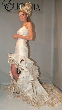 Eugenia Couture Wedding Dresses Photos on WeddingWire
